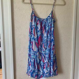 Lilly Pulitzer Spaghetti Strap Summer Dress